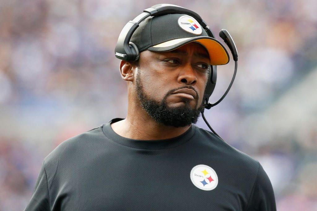 Mike Tomlin, Pittsburg Steelers