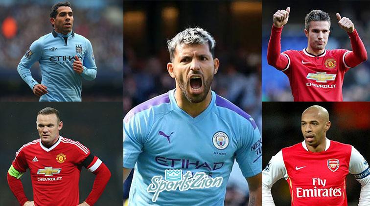 top 10 best strikers in EPL history
