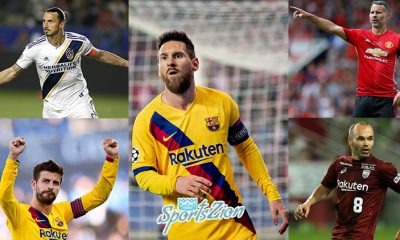 10 football players with most trophies in football history