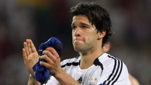 Michael Ballack was on many occasions a nearly-man