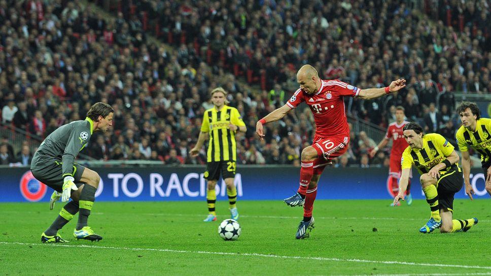 Borussia Dortmund - Bayern Munich, 2013