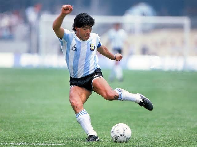 Diego Armando Maradona World Cup 1986