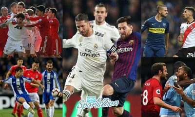 Top 10 football rivalries