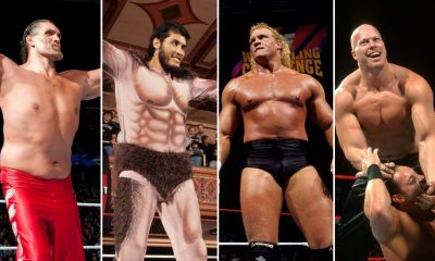 WWE Biggest Superstars