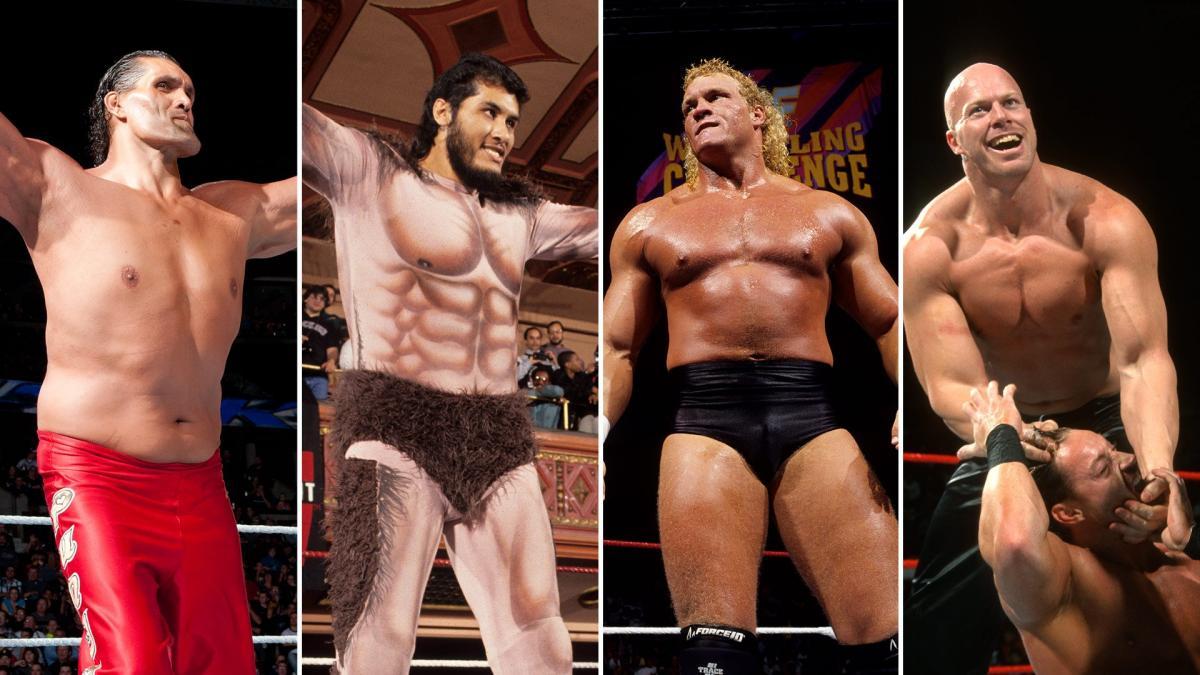 WWE Biggest Superstars