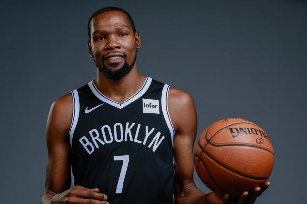 Kevin Durant (Brooklyn Nets)