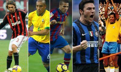 Best attacking full-backs in history