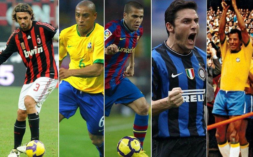 Best attacking full-backs in history