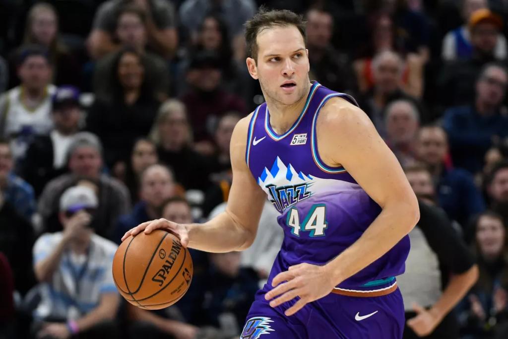 Bojan Bodganovic (Utah Jazz)