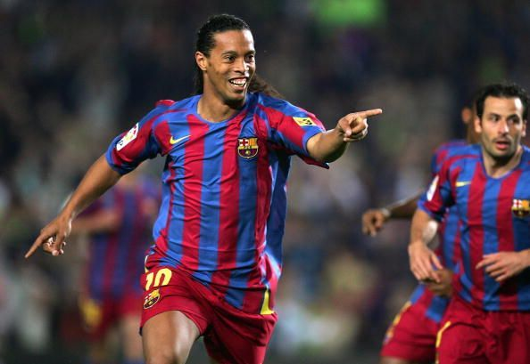 Top 10 Brazilians in Barcelona history