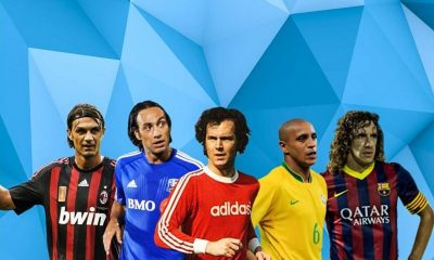Top 10 Center-Backs of all-time