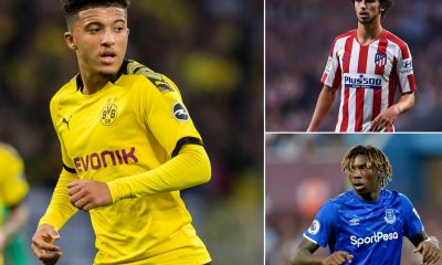 Top 10 most expensive teenagers of all time in football