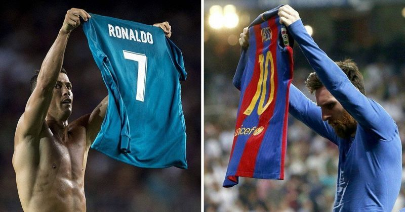 greatest players in El-Classico history