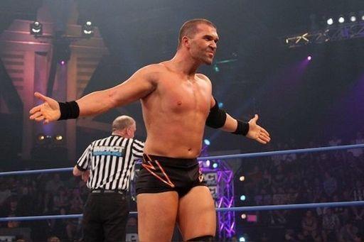 WWE kaz