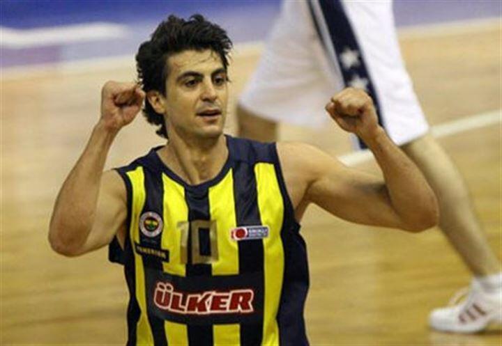 turkish old nba rookie ibrahim kutluay rejoicing