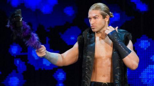 WWE Tyler Breeze