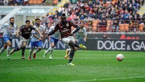 Balotelli Penalty