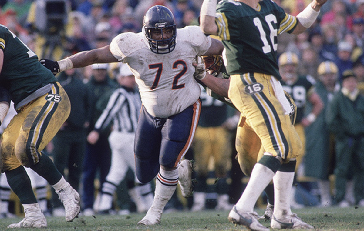 william perry overrated nfl player