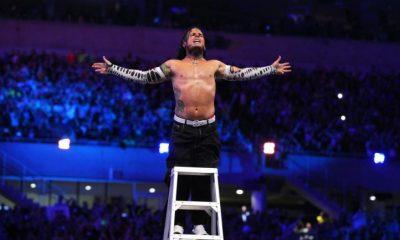 High-flyers in WWE
