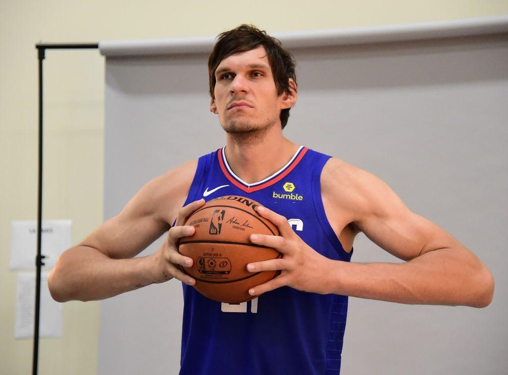 Boban Marjanovic height