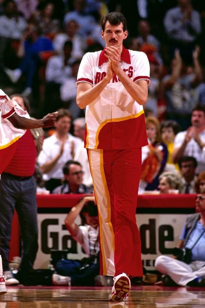 Chuck Nevitt height