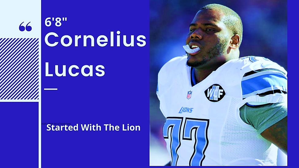 Cornelius Lucas