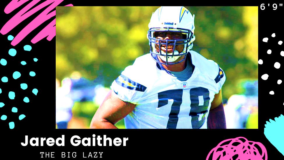 Jared Gaither