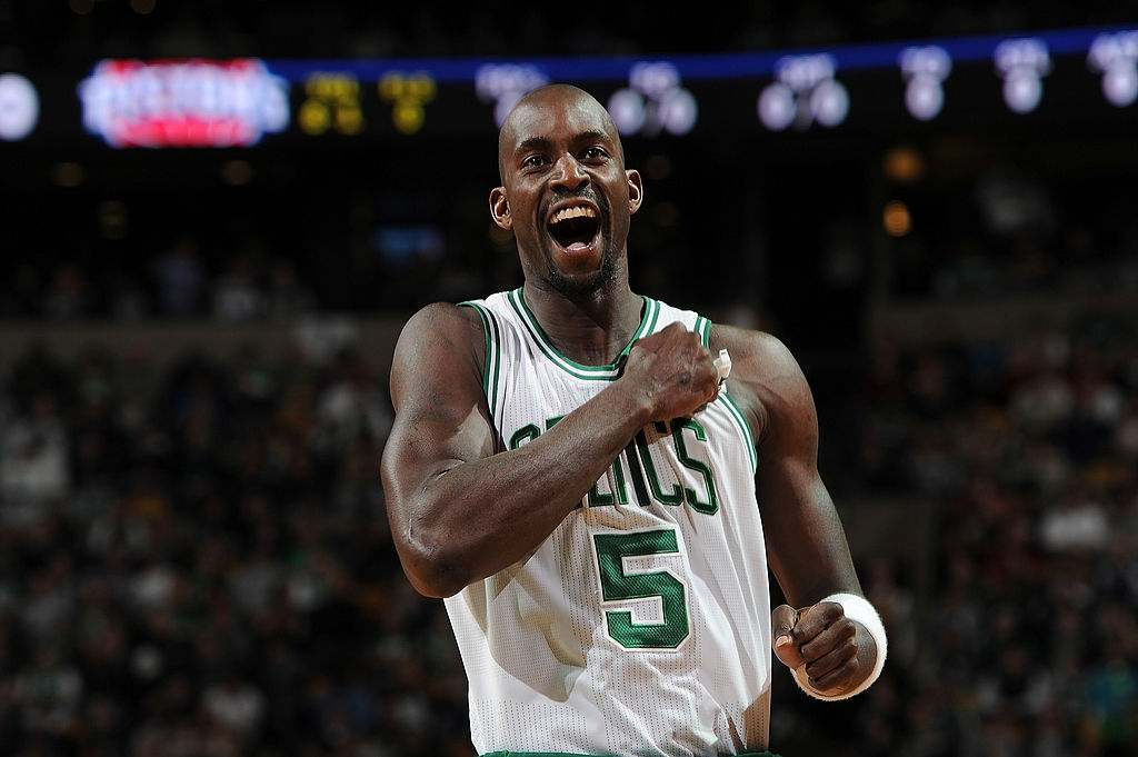 Kevin Garnett Longest NBA Career