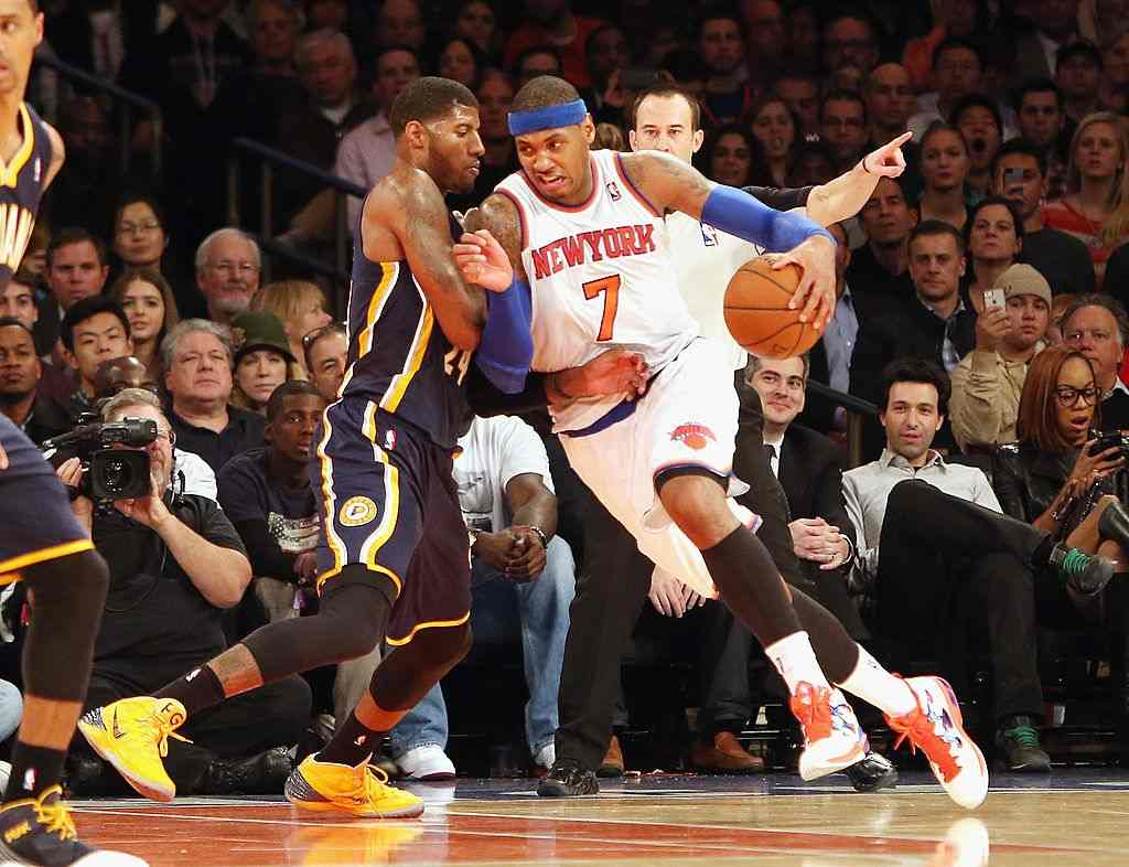Pacers vs Knicks biggest nba team rivalries
