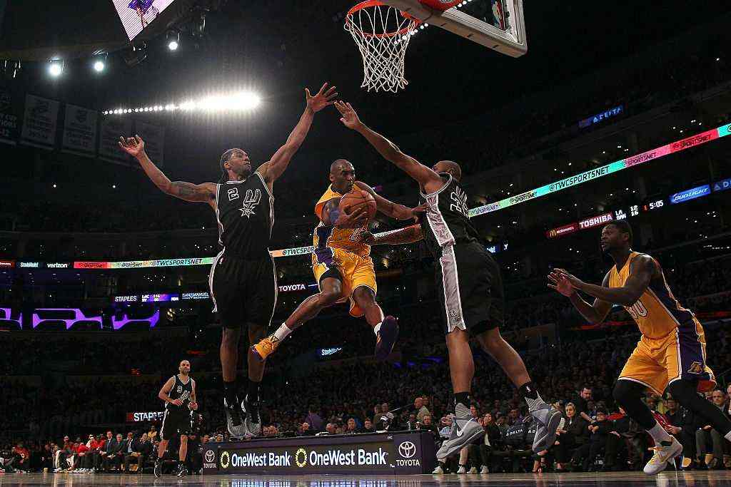 lakers vs spurs rivalry