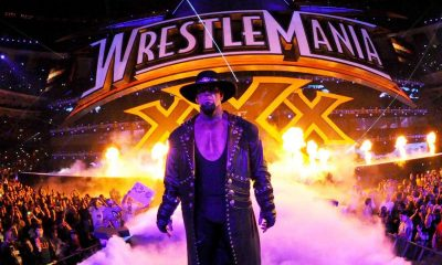 Greatest moments of The Undertaker