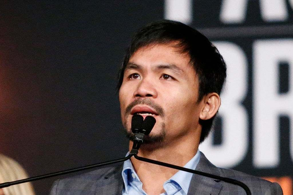 Pacquiao shocks world boxing