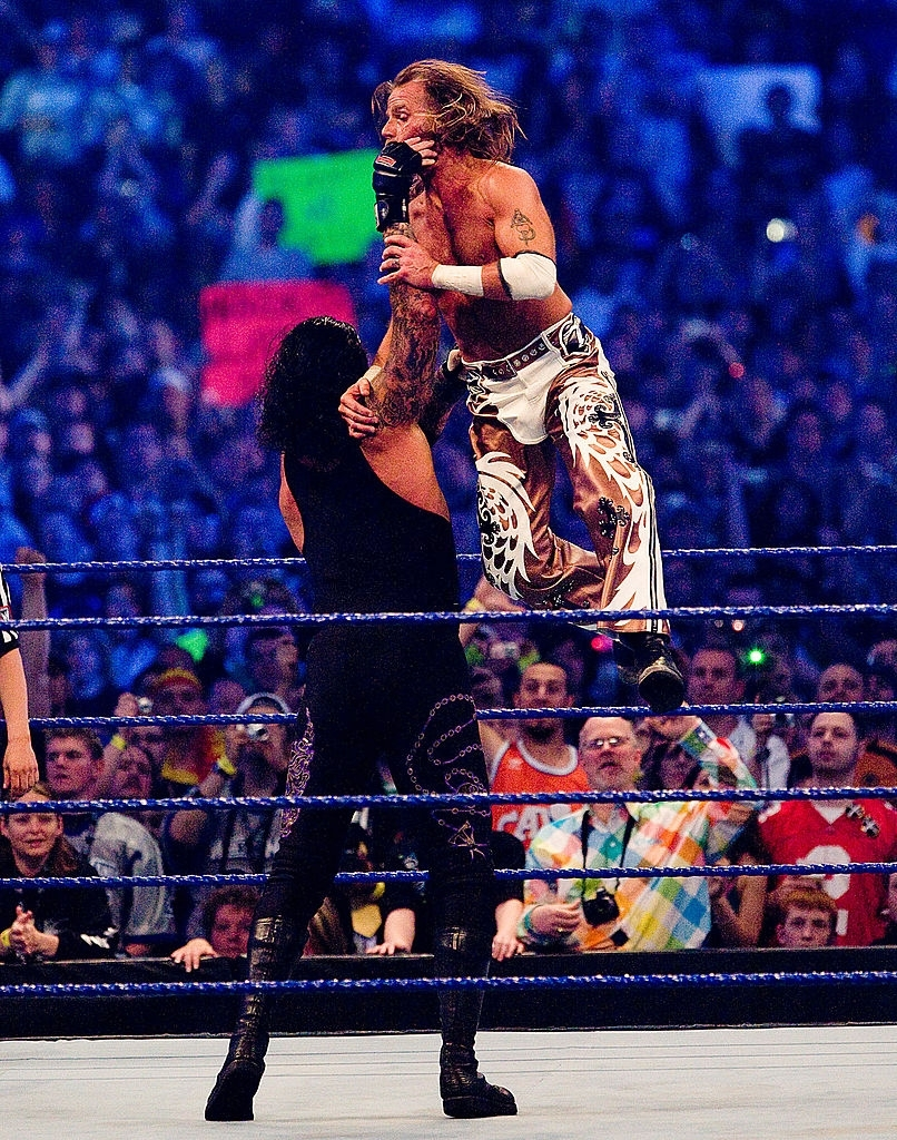 Best moment of The Undertaker vs Shawn Michaels