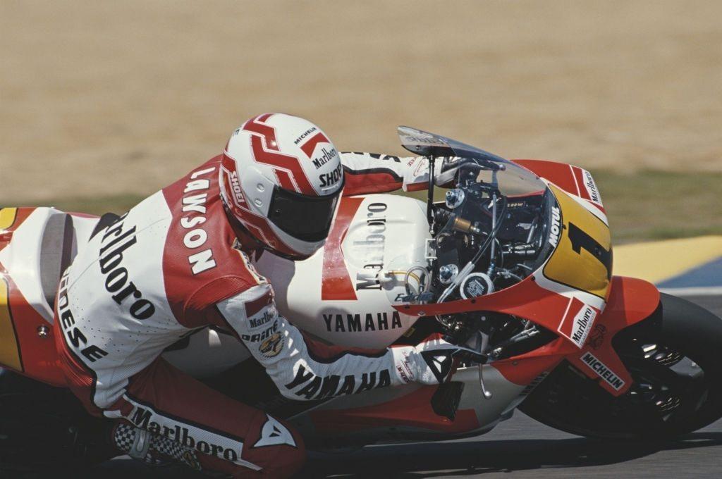 best MotoGP racer Eddie Lawson