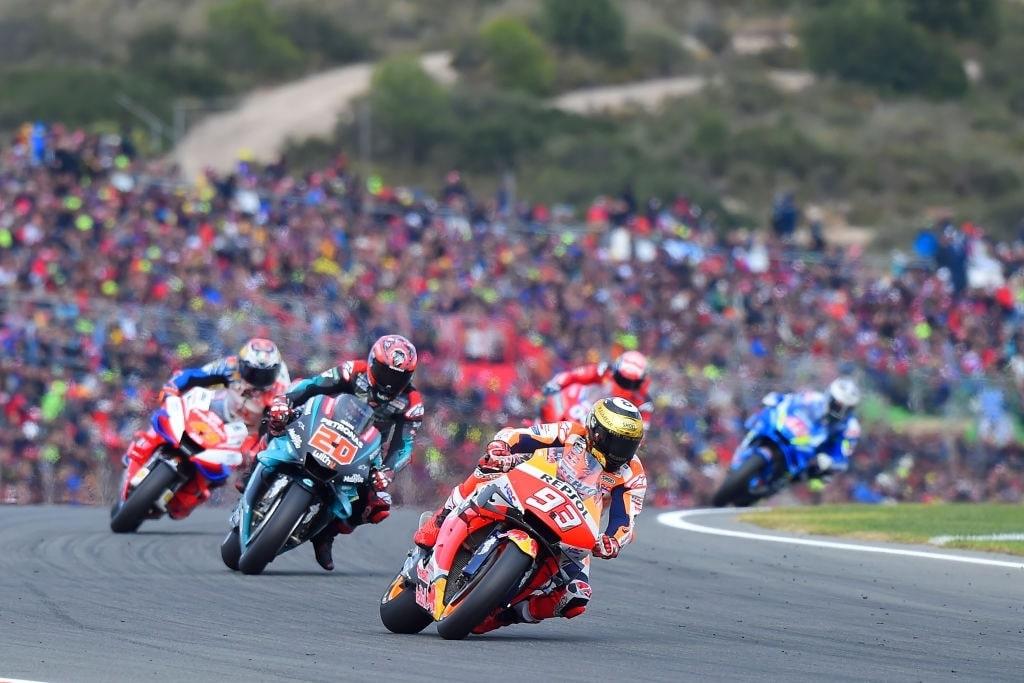 MotoGP racers
