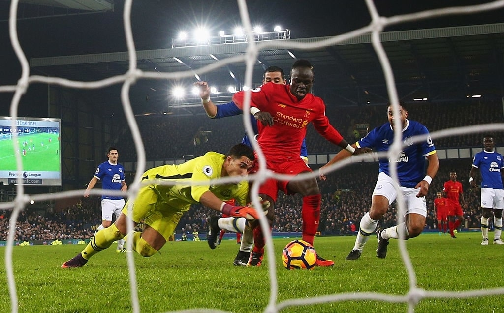 Liverpool vs Everton 2016