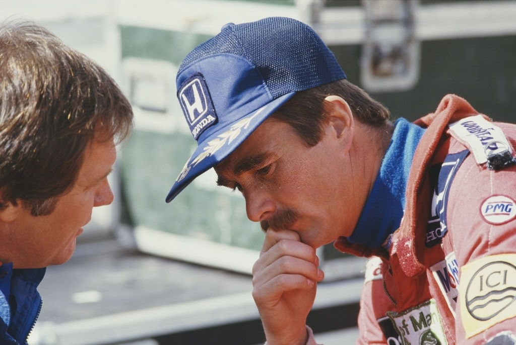 F1 title rivalries of all time - Piquet vs Mansell