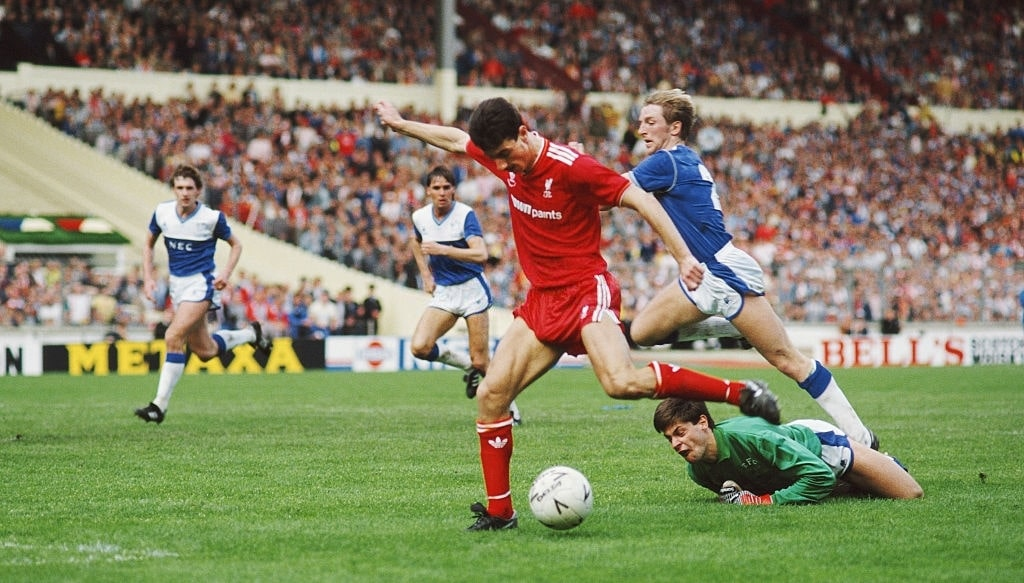 Merseyside Derbies - 1982