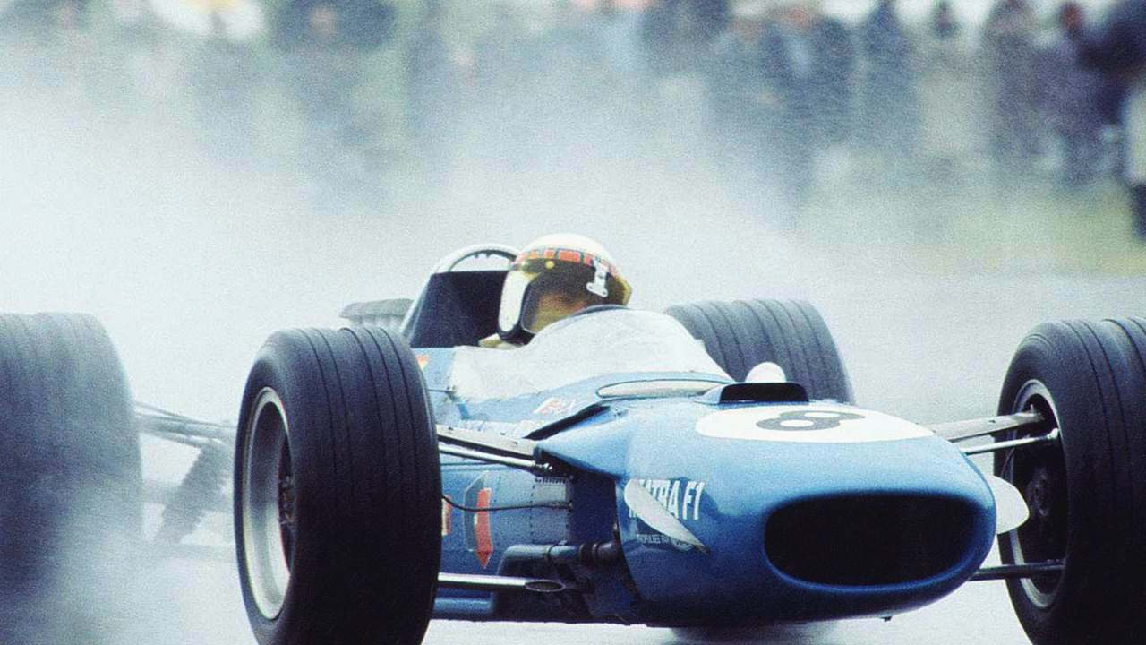 best F1 driver of all time Jackie Stewart