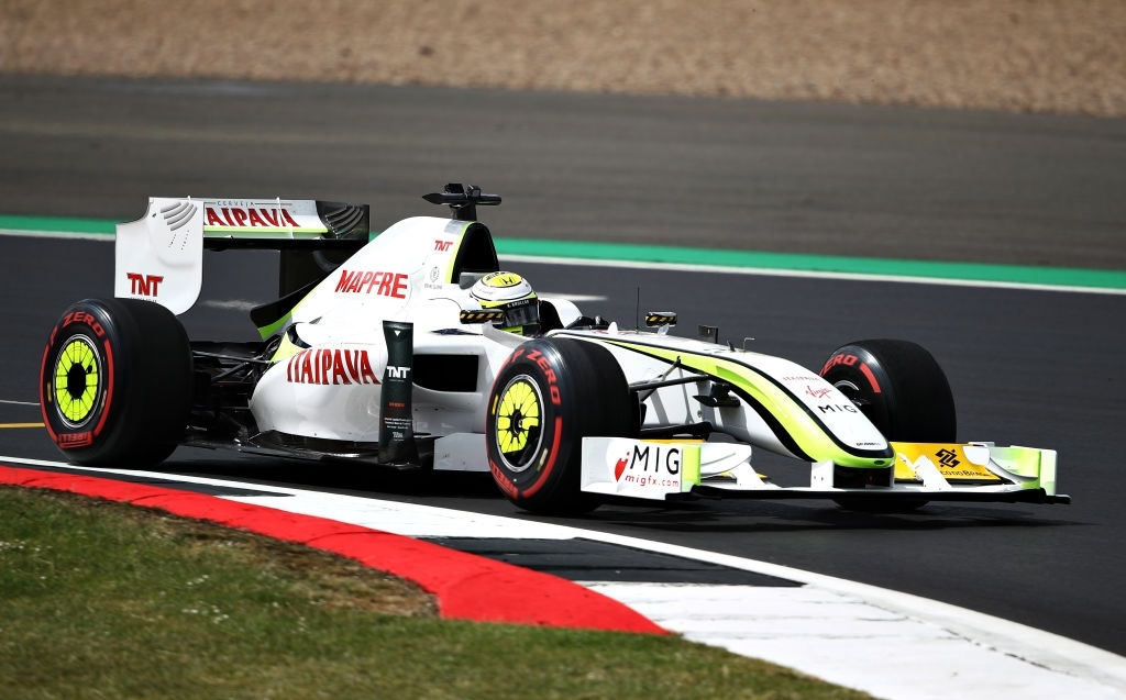 Brawn BGP001- Best Looking F1 Car Of All Time