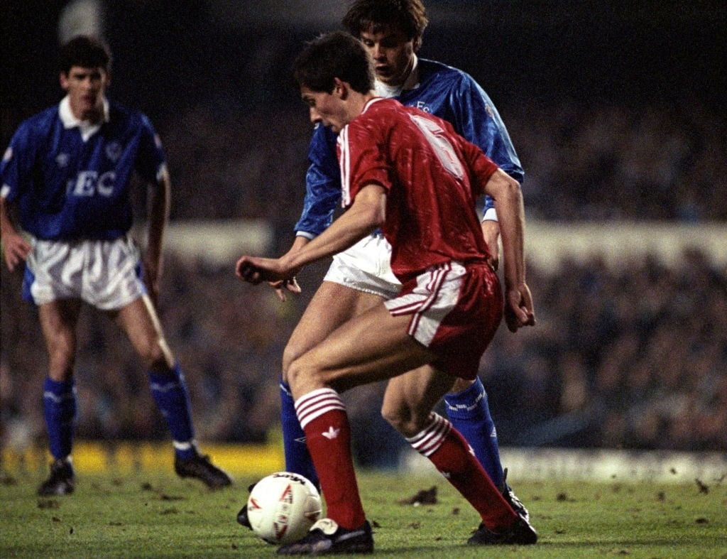Merseyside Derbies - 1991