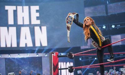 Why Is Becky Lynch Called The Man?