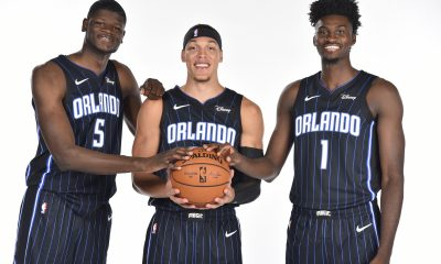 Orlando Magic Face off with LA Clippers