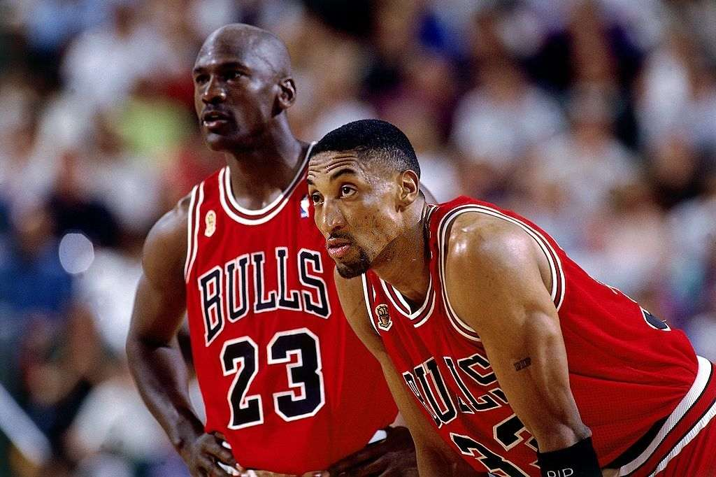 Scottie Pippen the most underrated defender