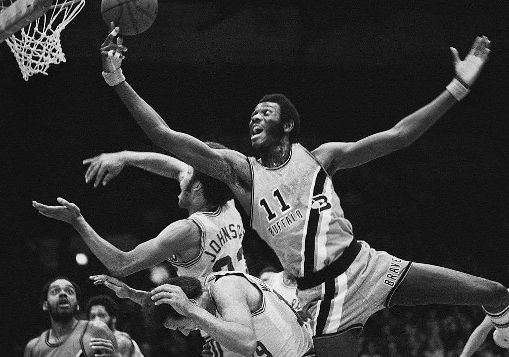 Bob McAdoo youngest player to win MVP