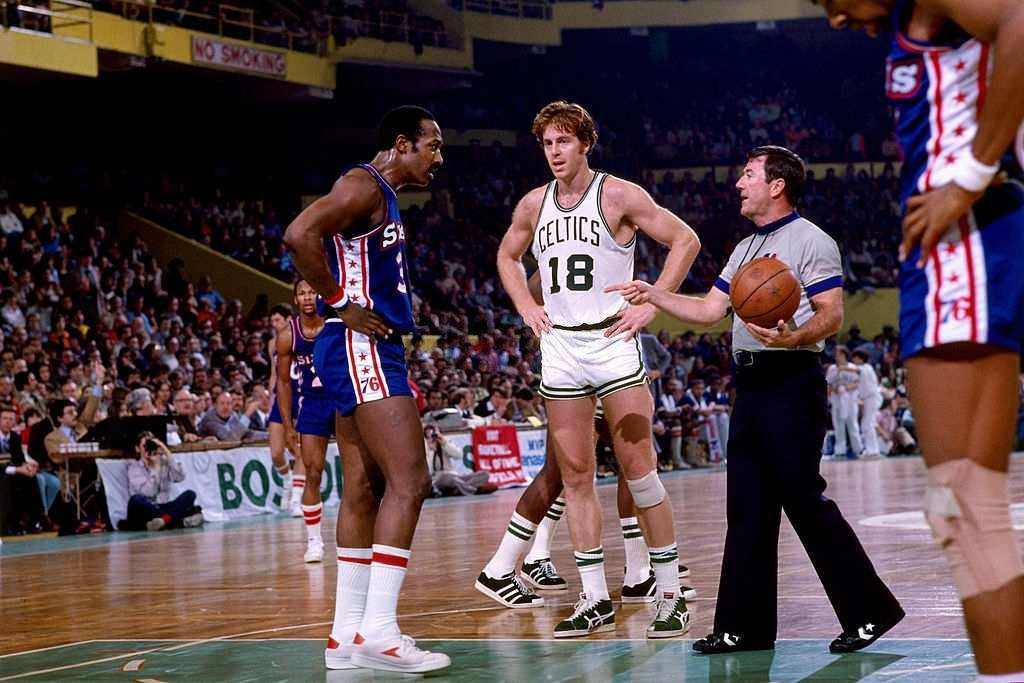 Dave Cowens young MVP winner