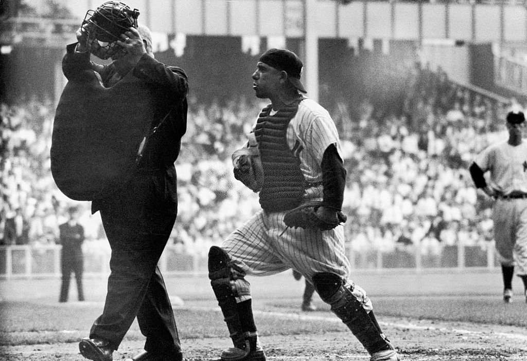 Yogi Berra, best catchers in MLB