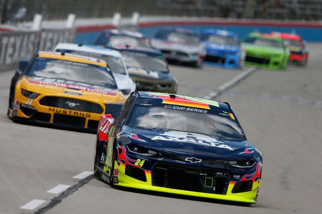 NASCAR Cancels Practice, Qualifying Sessions for the Rest of 2020