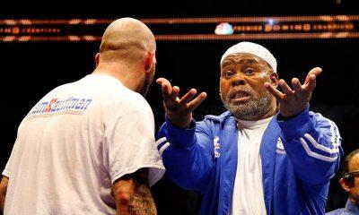 Naazim Richardson, legendary Philly boxing trainer, dies
