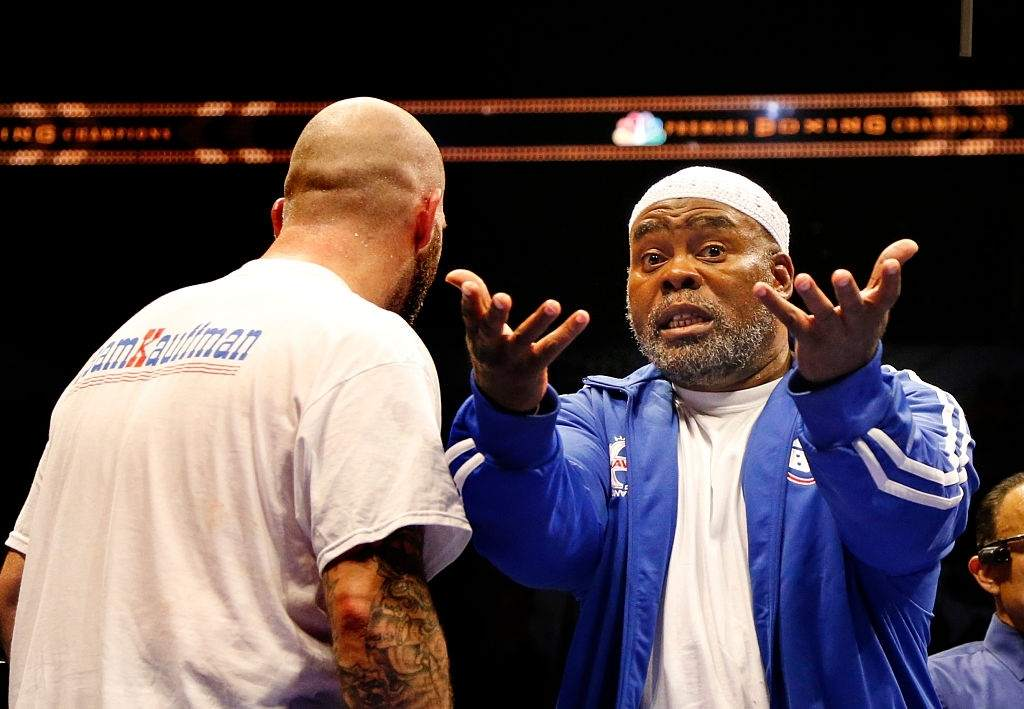 Naazim Richardson, legendary Philly boxing trainer, dies